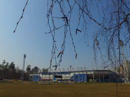 Стадион Сатурн в городе Раменское - Stone Forest