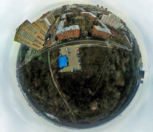 Камера на 360 градусов - Stone Forest