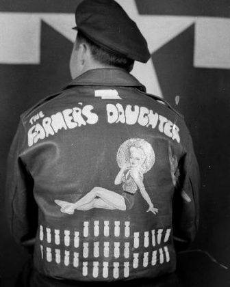 401st Bombardment Group A-2 Flight Jacket - Stone Forest