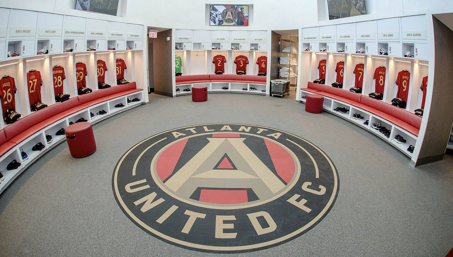 База Атланта Юнайтед - Stone Forest
