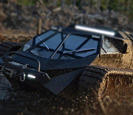 Вездеход Ripsaw EV2 - Stone Forest