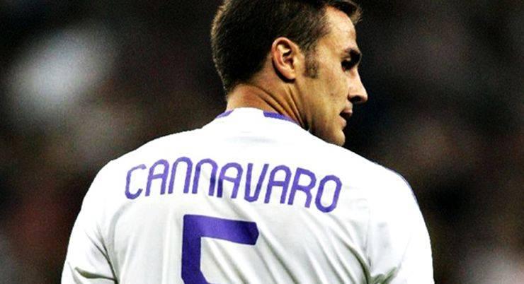 Фабио Каннаваро Реал Мадрид - Stone Forest