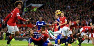 Манчестер Юнайтед против Челси - Stone Forest
