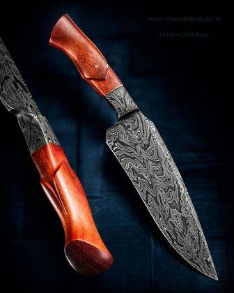 Hoffman Blacksmithing Tools - Stone Forest