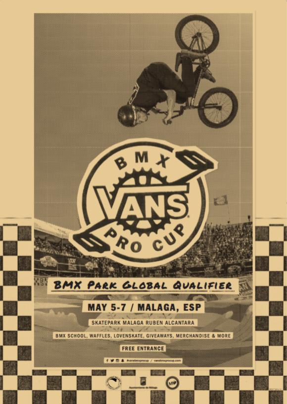 Vans BMX Pro Cup - Stone Forest