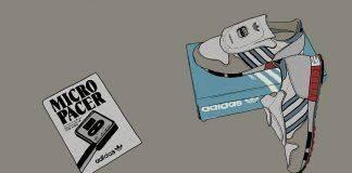 Кроссовки adidas Originals Micropacer - Stone Forest