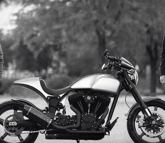 Arch Motorcycle Company - Stone Forest