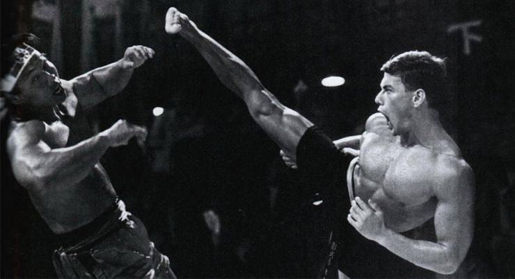 Фильм Кровавый спорт - Stone Forest