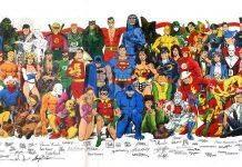 Гид по Вселенной DC Comics - Stone Forest