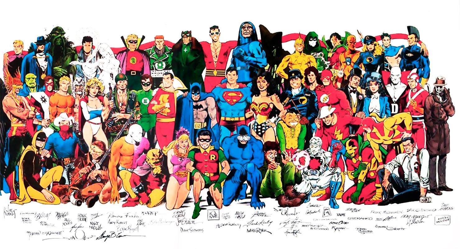 посещения армении герои дс комикс фото и список внимание выставку рисунков
