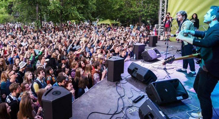 Музыкальные фестивали в Москве - Stone Forest