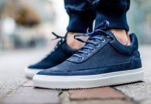 Кроссовки Filling Pieces Low Top - Stone Forest
