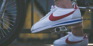 Nike Classic Cortez - Stone Forest