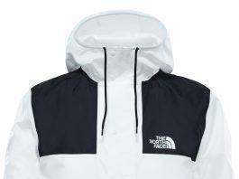 Куртка The North Face Mountain Jacket 1985 Seasonal Celebration - Stone Forest