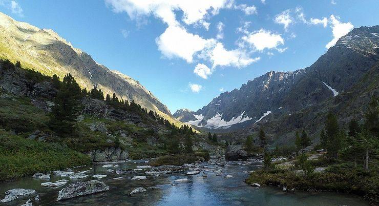Достопримечательности Алтая - Stone Forest