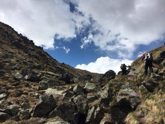 Путешествие на Эльбрус - Stone Forest