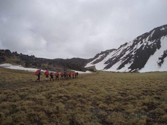Путешествие на гору Эльбрус - Stone Forest