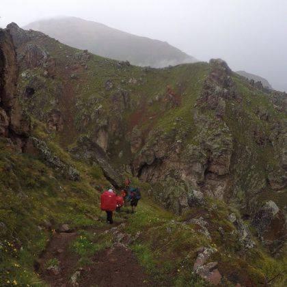 Поход на Эльбрус - Stone Forest