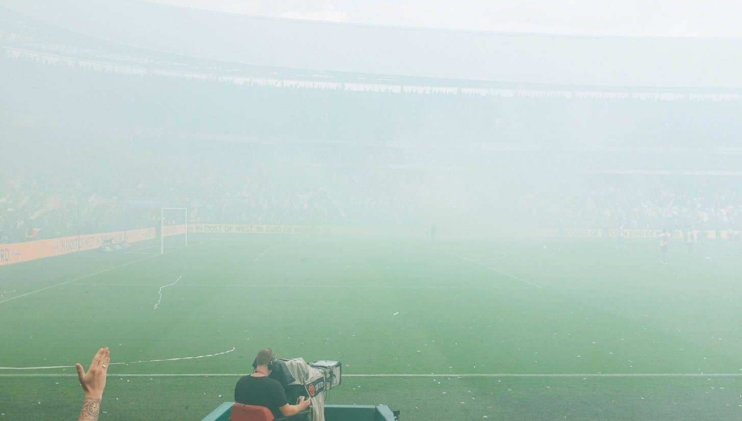 Фейеноорд чемпион Нидерландов по футболу - Stone Forest