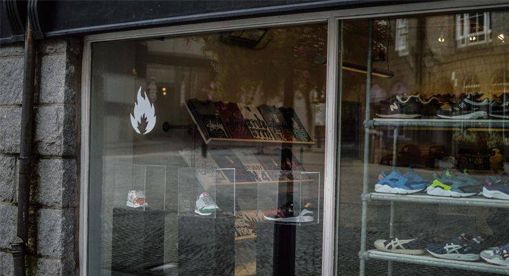 Магазин Hanon Shop - Stone Forest