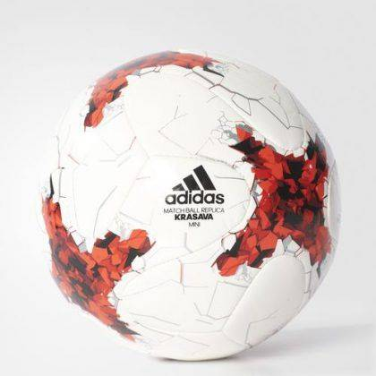 adidas Krasava mini ball - Stone Forest