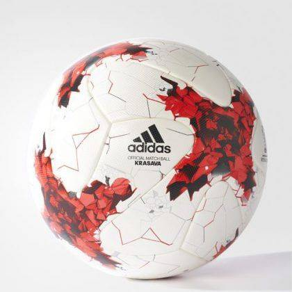 adidas Krasava official ball - Stone Forest