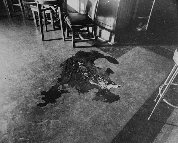 Место убийства Джорджа Корнелла - Stone Forest