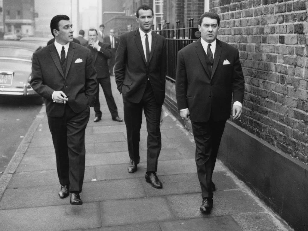 Лондонская банда братьев Крэй- Stone Forest