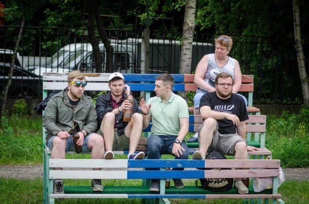 РК Автозаводцы Москва - Динамо РУДН - Stone Forest