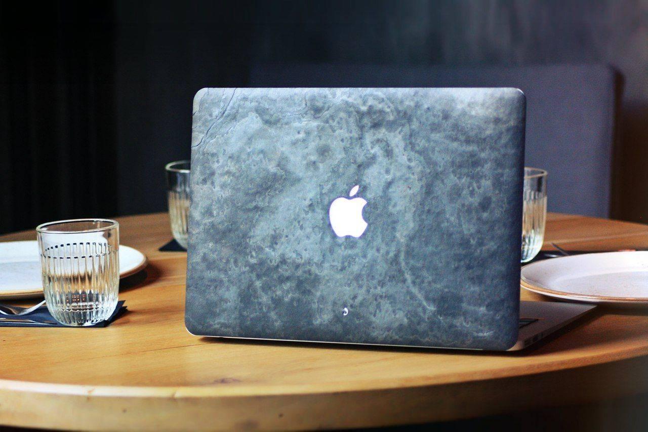 Защитное покрытие Macbook - Stone Forest