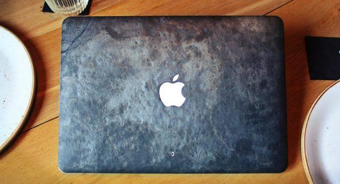 Защитное покрытие для Macbook - Stone Forest