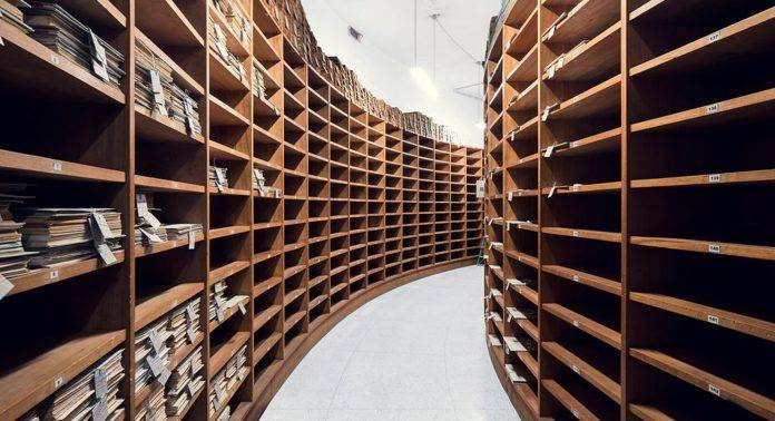 Лучшие библиотеки мира - Stone Forest
