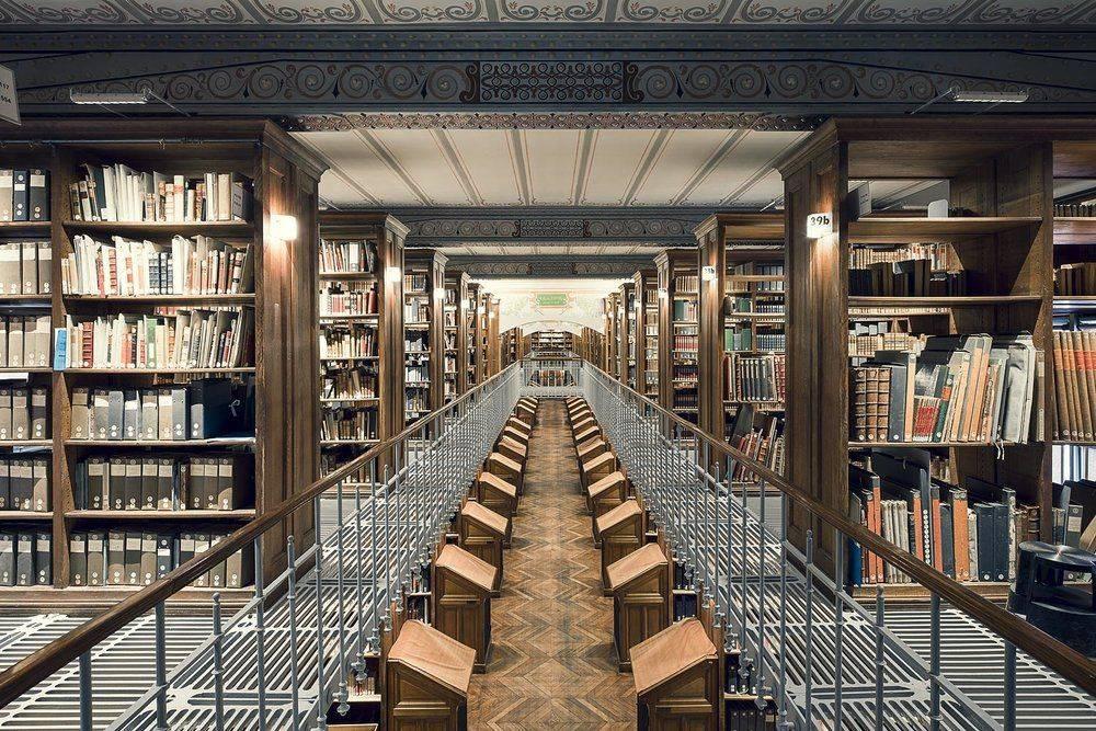 Bibliothèque Nationale de France Paris 1868 - Stone Forest
