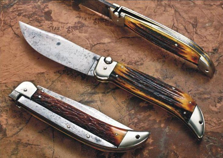 Ножи KA-BAR Grizzly - Stone Forest