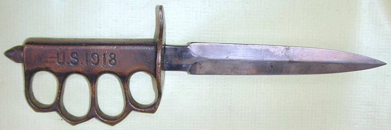 Армейский нож Mark I - Stone Forest