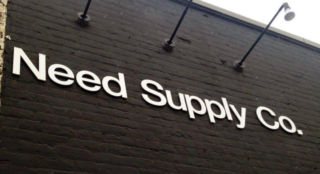 Магазин Need Supply Co. - Stone Forest