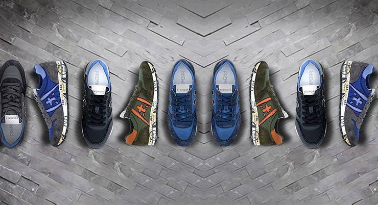 Обувь Premiata - Stone Forest