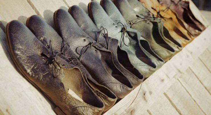 Ботинки Premiata - Stone Forest