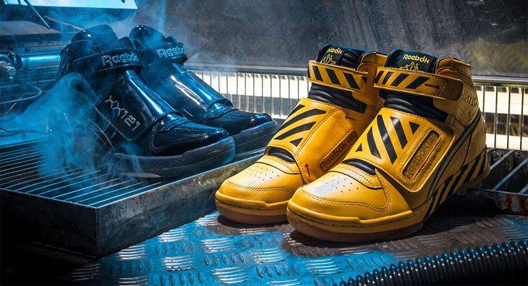 Кроссовки Reebok Alien Stomper 'Power Loader' - Stone Forest