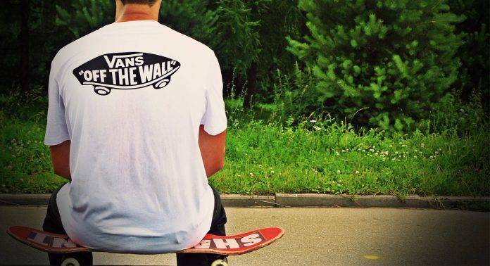 Vans Off The Wall for BRANDSHOP - Stone Forest