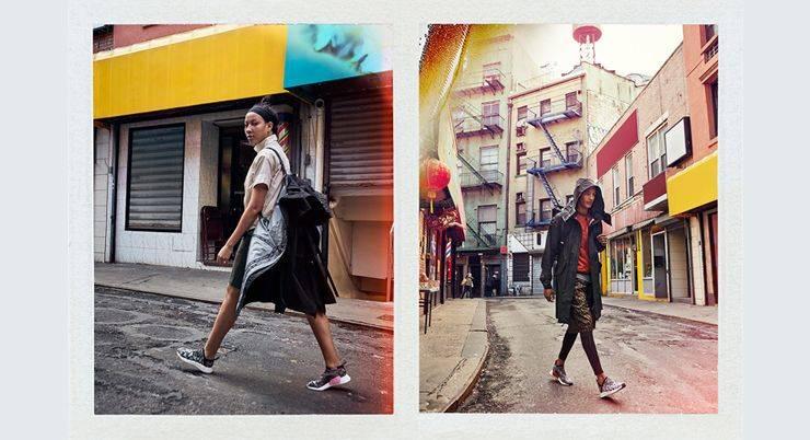 Кроссовки adidas Originals NMD - Stone Forest