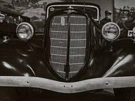 Автомобиль ГАЗ-М1 - Stone Forest