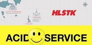 HLSTK. ACID SERVICE - Stone Forest