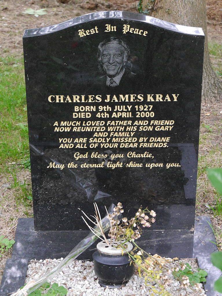 Могила Чарли Крэя - Stone Forest