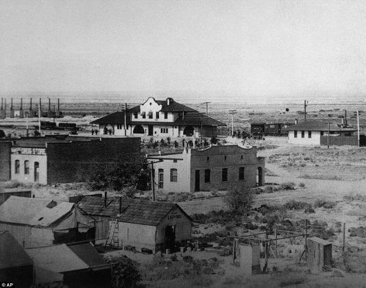 Лас-Вегас 1906 год - Stone Forest
