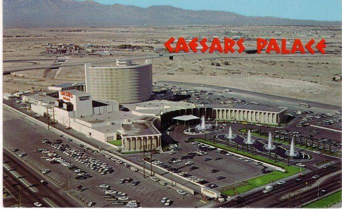 Caesar's Palace Лас-Вегас - Stone Forest