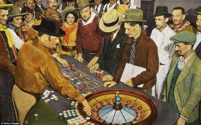 Легализация казино в США 1931 год - Stone Forest