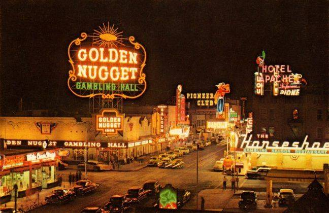 Golden Nugget 1950 - Stone Forest