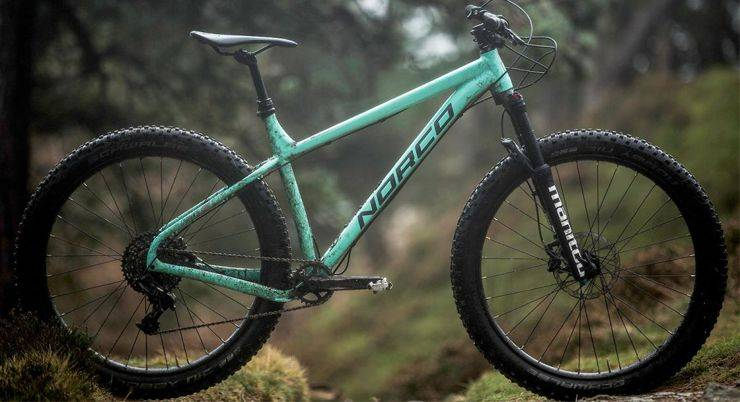 Norco Torrent 7.1 HT+ - Stone Forest
