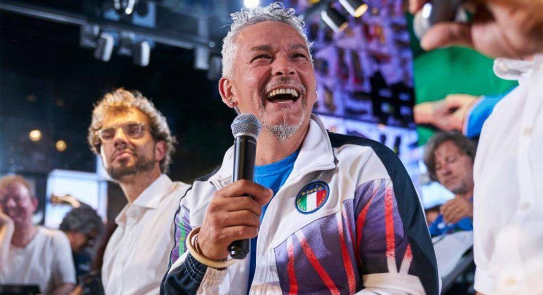 Роберто Баджо представил бутсы Diadora 'Match Winner Italy' в магазине Pro-Direct - Stone Forest